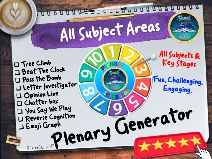 Plenary Generator