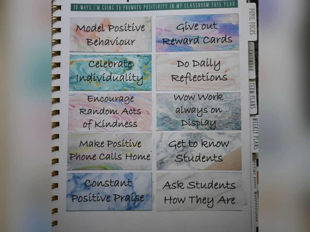 Pupil Focus Labels