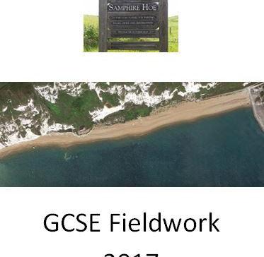 Coastal Landscapes Fieldwork New AQA Geography spec