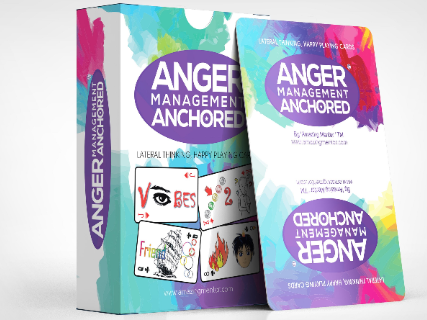 Anger management SAMPLE Playing cards