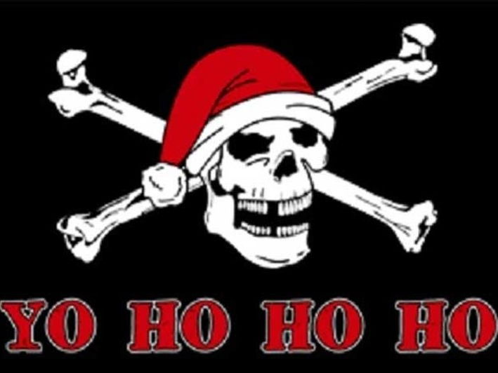 The Pirate Game (Christmas Themed)