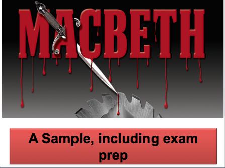 Macbeth - A Selection