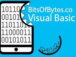 KS3 Visual Basic Unit (8 Lessons)