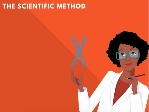 How do Scientist solve problems?