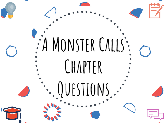 A Monster Calls by Patrick Ness chapter questions