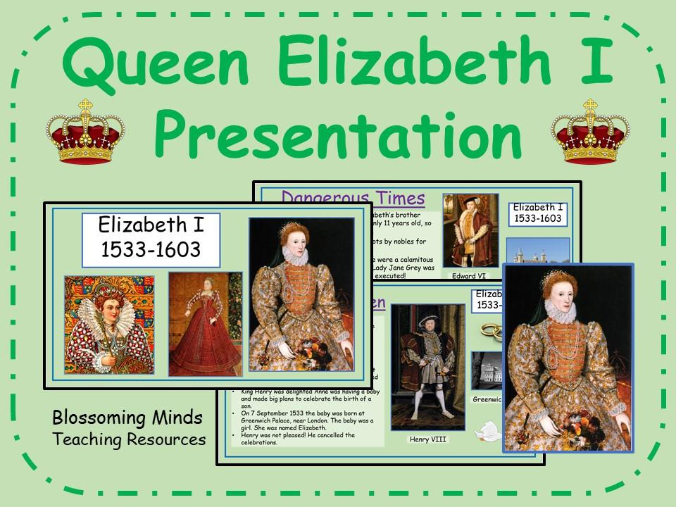 Queen Elizabeth I Presentation