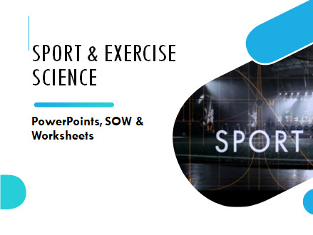 BTEC Level 1 Sport: How the Body Works (Full Unit with PowerPoints, SOW and Unit Plan)