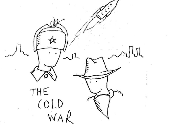 Cold War1 GCSE Revision by Toddy