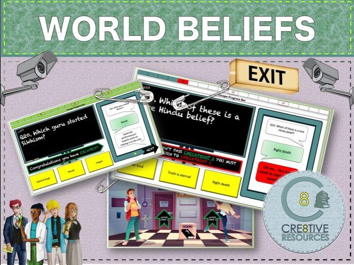 World Beliefs - GCSE RE