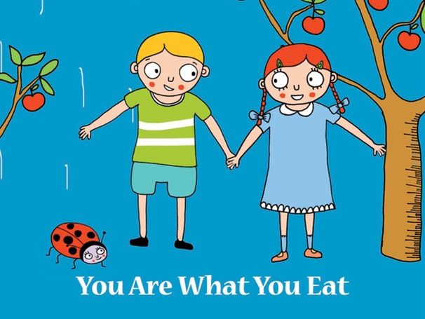 You are what you eat! Learn about healthy eating habits.