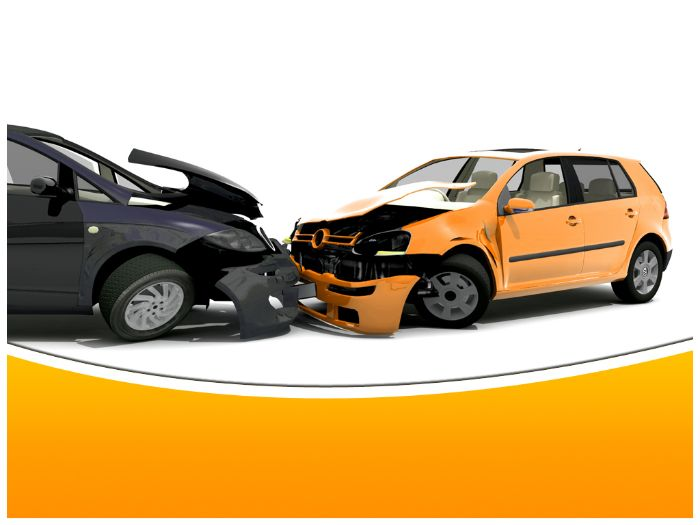 CAR ACCIDENT POWERPOINT TEMPLATE