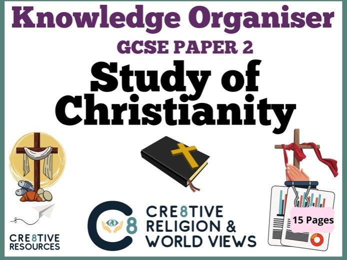 GCSE Paper 2 - Study of  Christianity