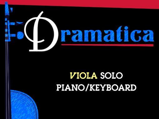 Dramatica (Viola Solo & Piano)