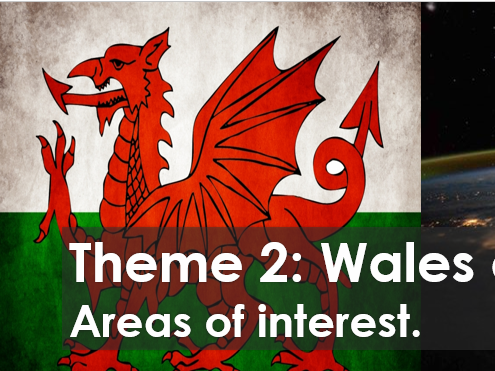 Wales and the World Home town region GCSE German new course