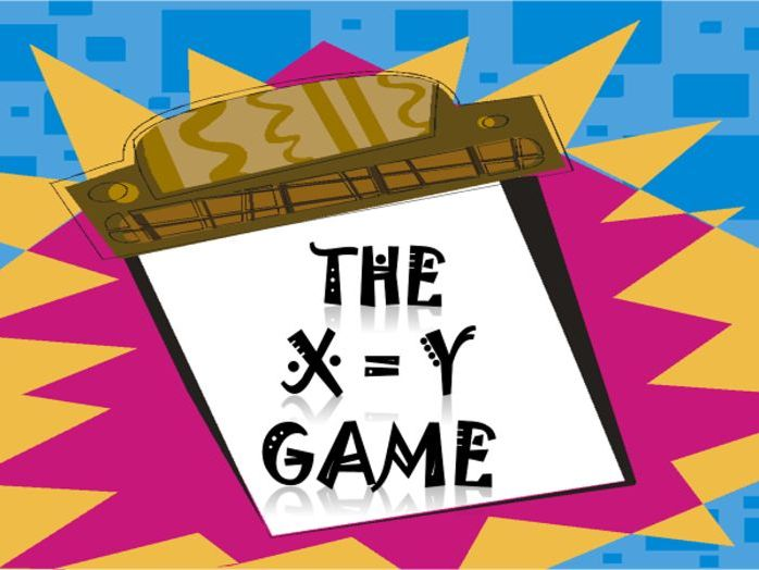 Thinking Skills: The X=Y Game