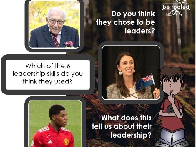 KS2 Leadership Skills