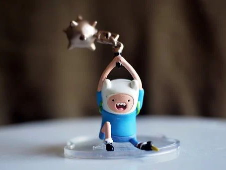 Media Class English- Adventure Time Lesson 8