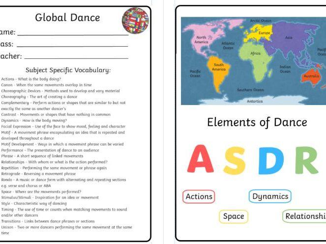 Dance Passport