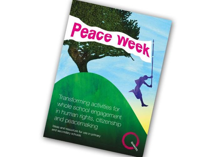 Peace Week pack - whole school