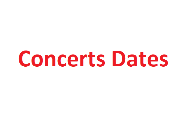 Upcoming Winnipeg concerts