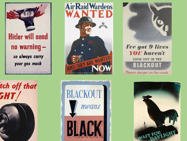 Year 5/6 WW2 History - Propaganda Unit