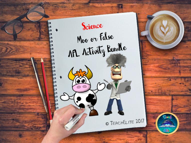 Science Moo or False AFL