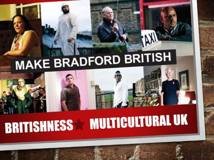 Lesson 3 to 5 Multicultural UK