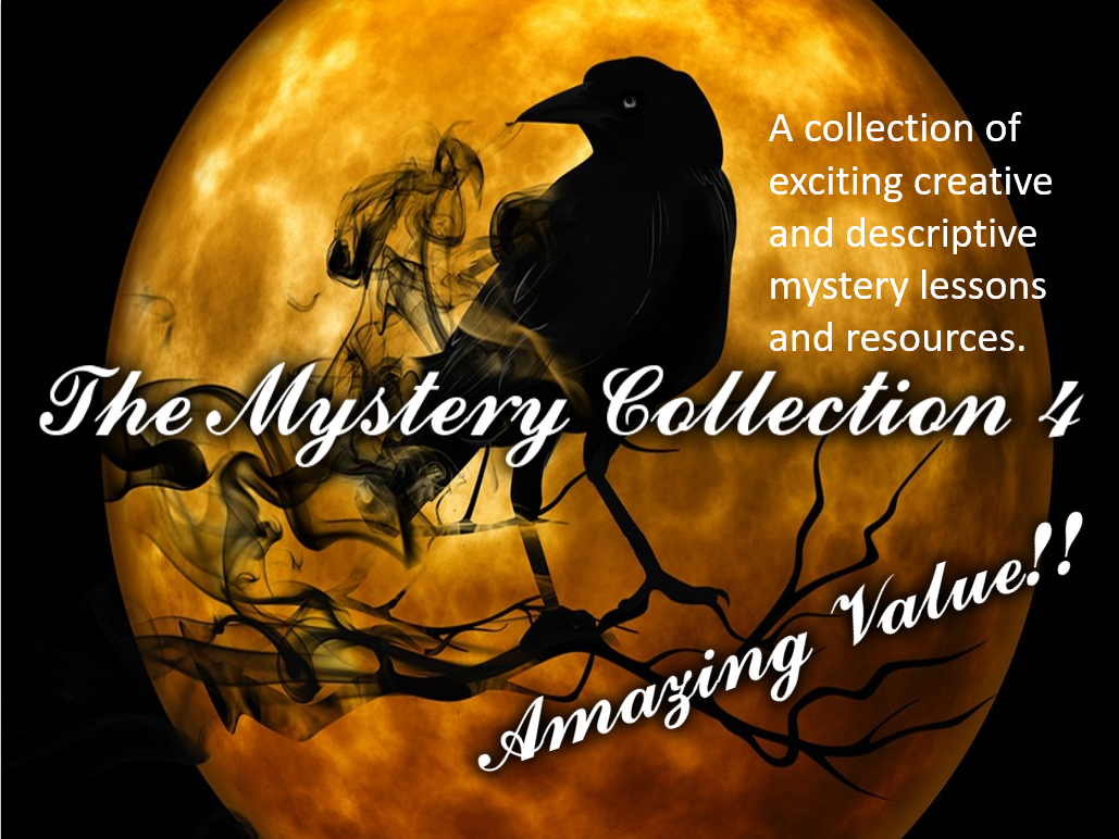 The Mystery Collection 4 - A Collection of Resources on a Mystery Them