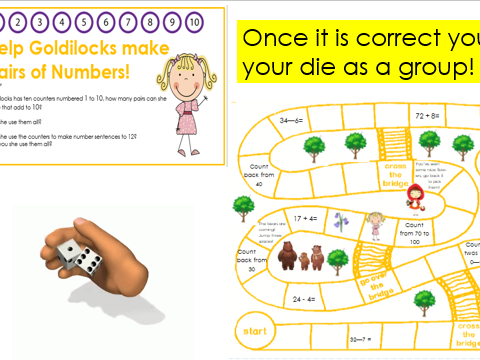 Fairy tales problem solving