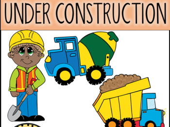Under Construction Clip Art