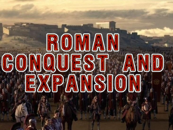 Roman Conquest and Expansion  - The Rise of The Roman Empire Audio Series