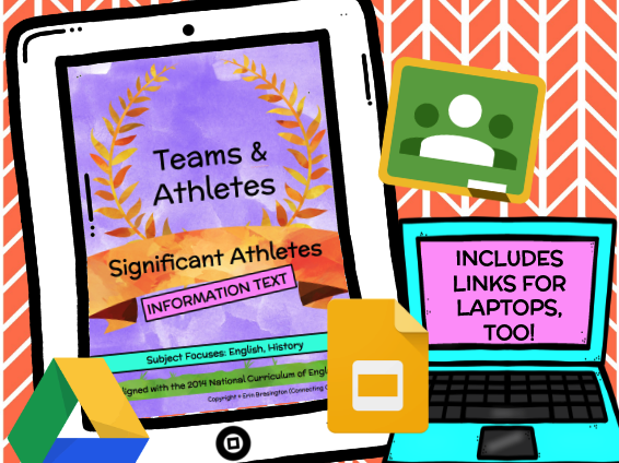 Teams and Athletes: Significant Athletes