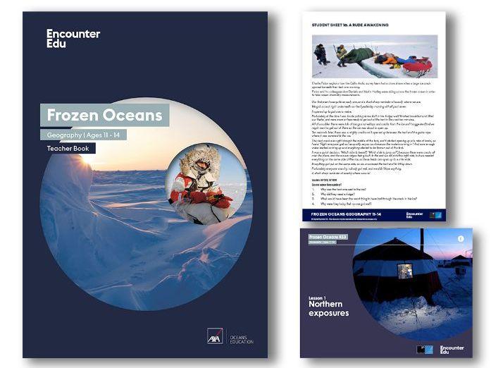 Frozen Oceans: KS3 Geography - Unit of Work
