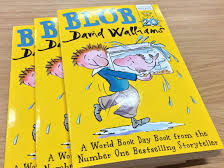 BLOB by David Walliams