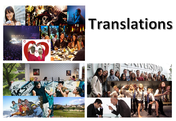 New Spanish GCSE - Spanish to English translations
