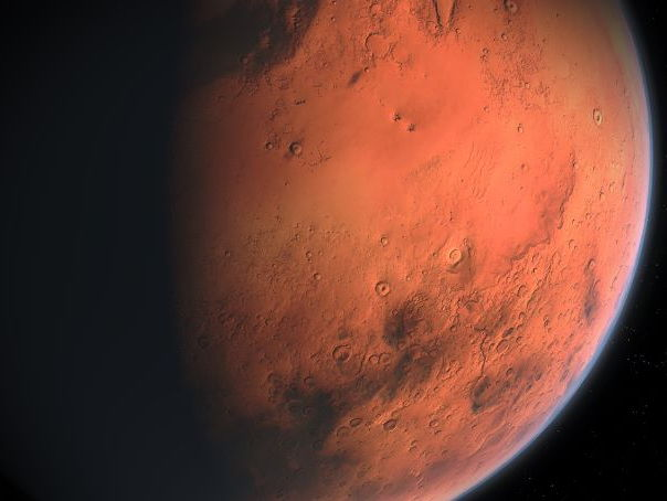 Why we should go on a school trip to Mars - persuasive text example and lesson ideas