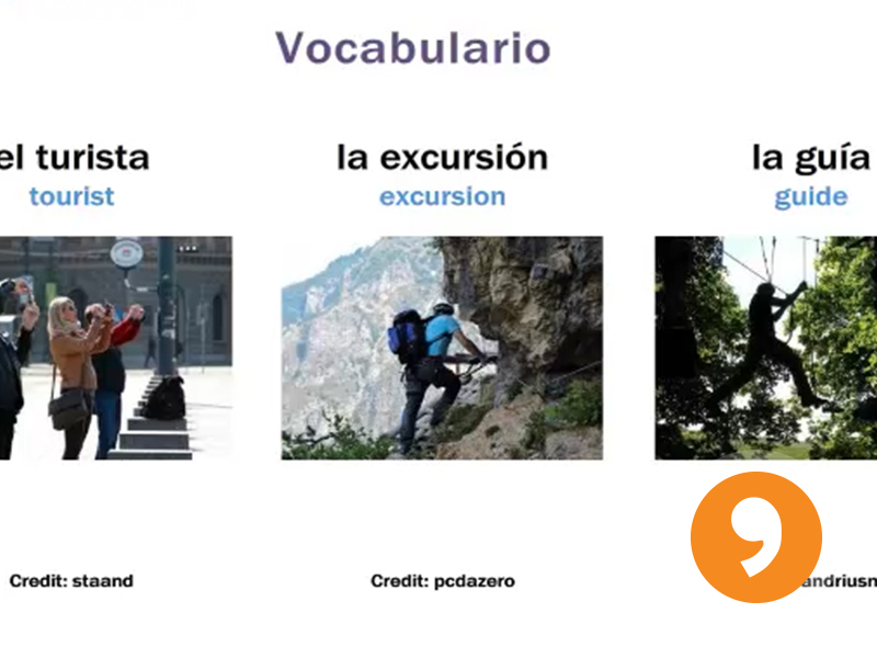 La Excursión - Excursion - Video Tutorial