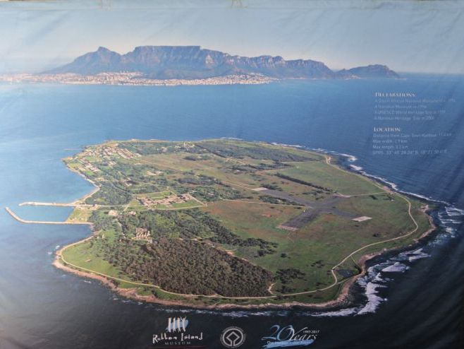 Nelson Mandela's Robben Island Prison Cell