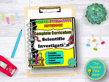 Scientific Investigation Unit Bundle
