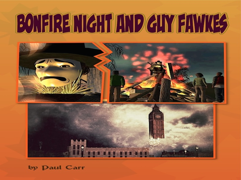 Guy Fawkes and Bonfire Night - Video Lesson