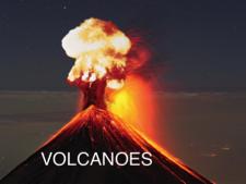 Volcanoes - Spelling - Board Game