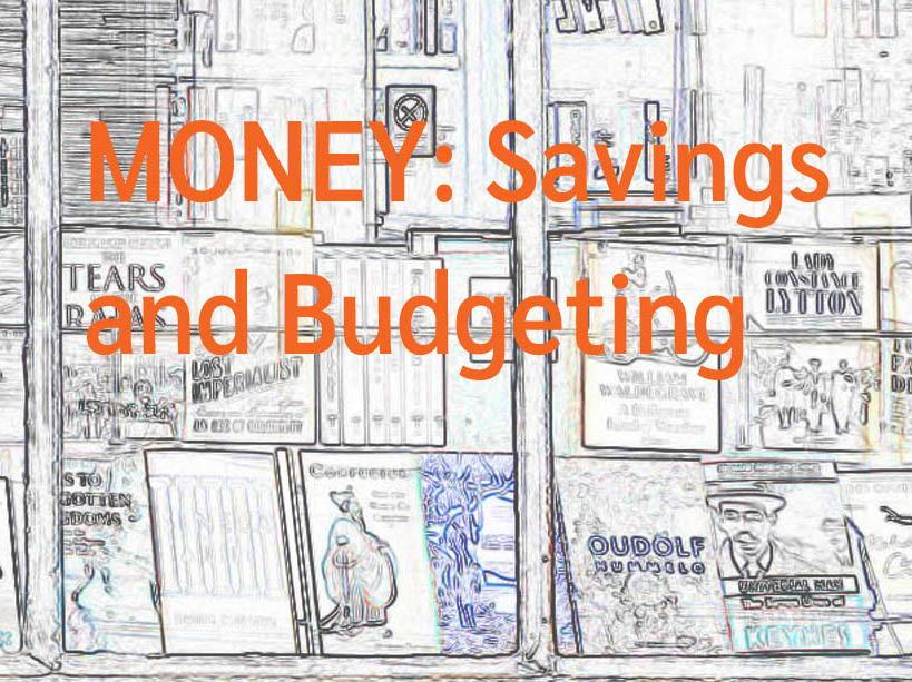 Money: Savings and Budgeting (US)