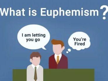 ESL Euphemisms