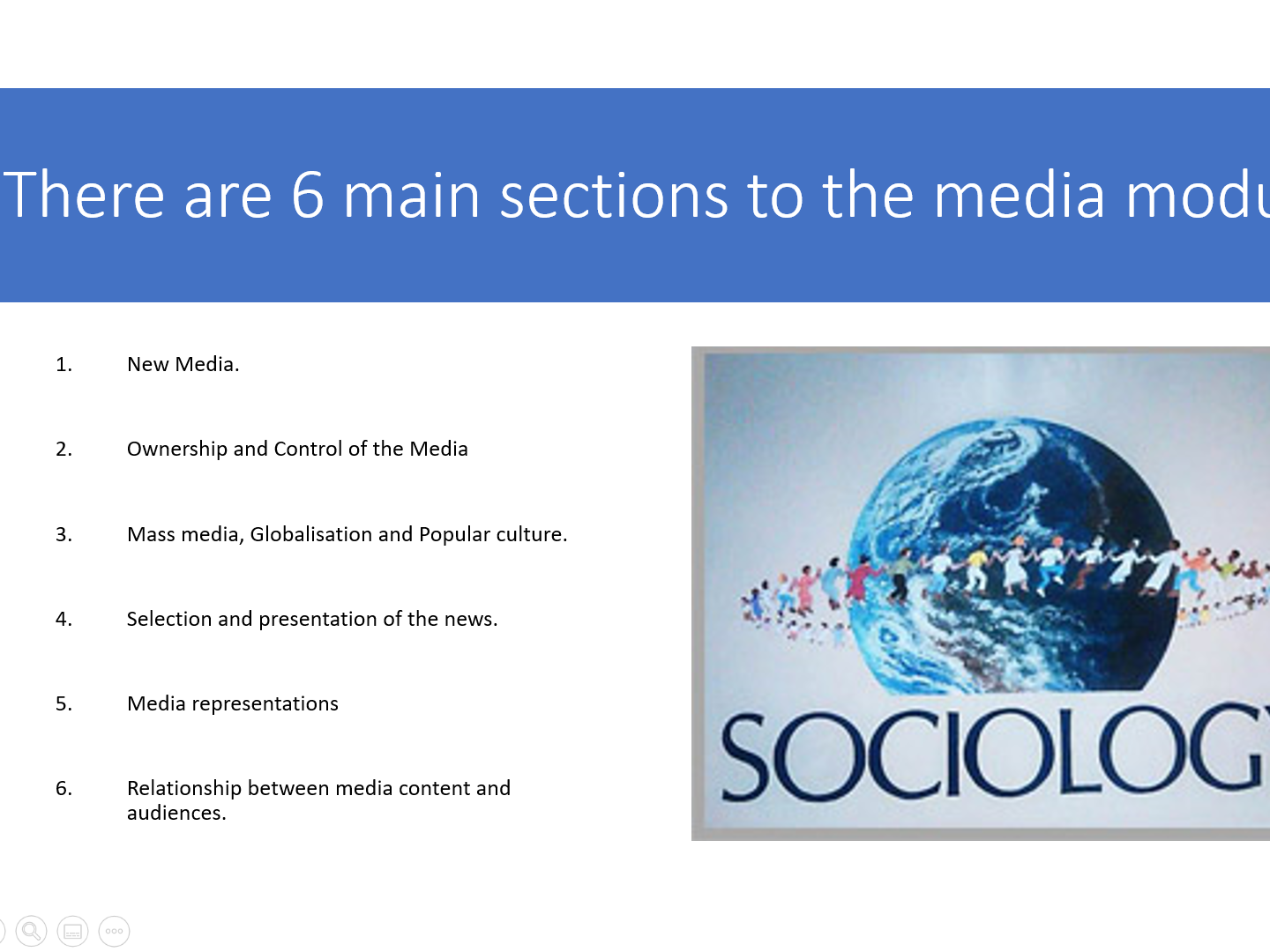 AQA A level Sociology - Media - Entire Topic Revision Powerpoints & Worksheets