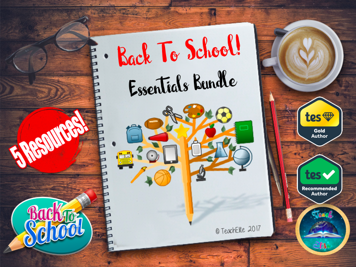 Teacher's Essentials Toolkit FREE with code!!!