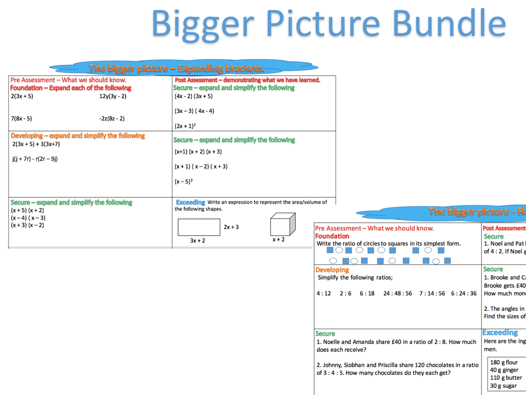 Bigger Picture Bundle