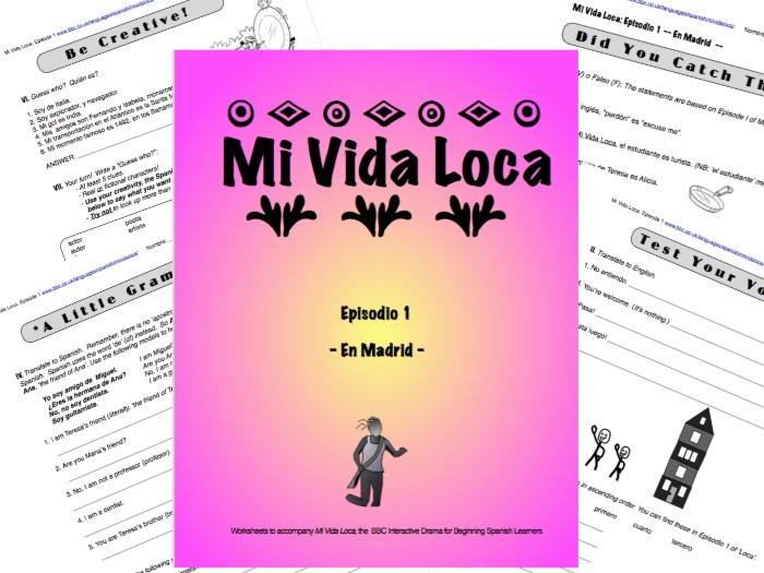 Mi Vida Loca Study Guide Episode 1 By Hilltej Teaching Resources