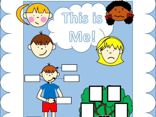 Ourselves - This is Me Pack - Early years Activities