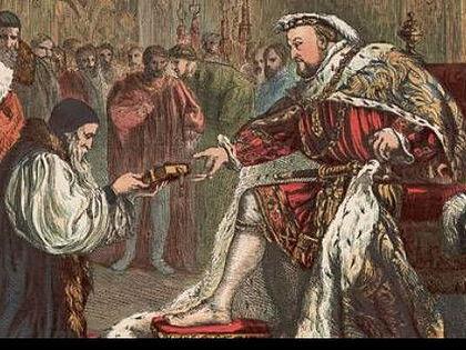 Elizabeth I's Religious Settlement