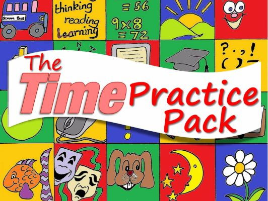 Time Practice Pack